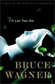 Cover art for I'LL LET YOU GO