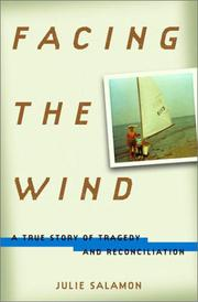 Cover art for FACING THE WIND