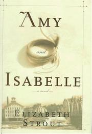 Book Cover for AMY AND ISABELLE