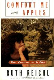 Cover art for COMFORT ME WITH APPLES