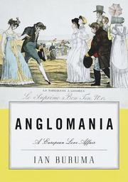 ANGLOMANIA by Ian Buruma