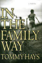 IN THE FAMILY WAY by Tommy Hays