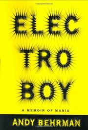 ELECTROBOY by Andy Behrman