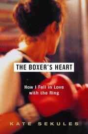 THE BOXER'S HEART by Kate Sekules