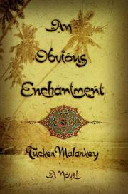 Cover art for AN OBVIOUS ENCHANTMENT