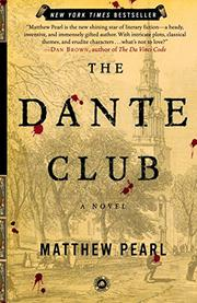 Book Cover for THE DANTE CLUB