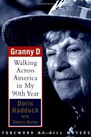 GRANNY D by Doris Haddock