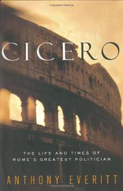 Cover art for CICERO