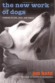 Book Cover for THE NEW WORK OF DOGS