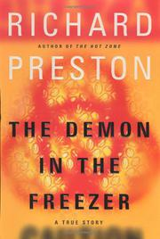 Cover art for THE DEMON IN THE FREEZER