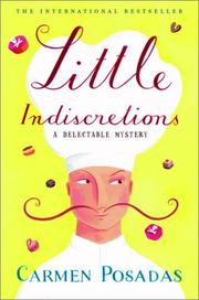 LITTLE INDISCRETIONS by Carmen Posadas