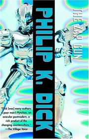 Book Cover for THE ZAP GUN