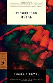 KINGSBLOOD ROYAL by Sinclair Lewis