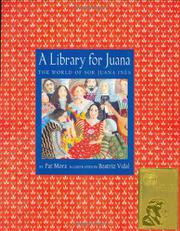 Cover art for A LIBRARY FOR JUANA