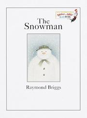 Cover art for THE SNOWMAN