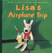 Book Cover for LISA'S AIRPLANE TRIP