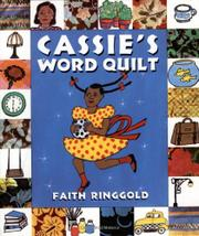 CASSIE'S WORLD QUILT by Faith Ringgold