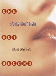ONE HOT SECOND by Cathy Young