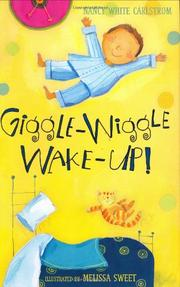 Cover art for GIGGLE-WIGGLE WAKE-UP!