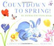 COUNTDOWN TO SPRING by Janet Schulman