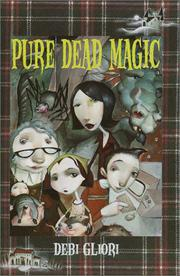 Book Cover for PURE DEAD MAGIC
