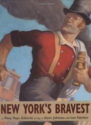 Book Cover for NEW YORK'S BRAVEST