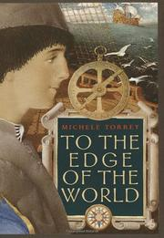 Book Cover for TO THE EDGE OF THE WORLD