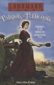 PATRIOTS IN PETTICOATS by Shirley Raye Redmond