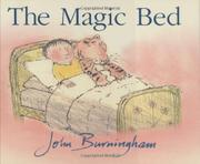 Book Cover for THE MAGIC BED