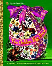 Book Cover for THE GOLDEN EGG BOOK