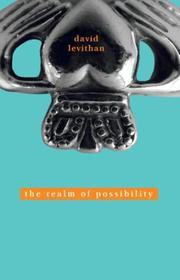 THE REALM OF POSSIBILITY by David Levithan