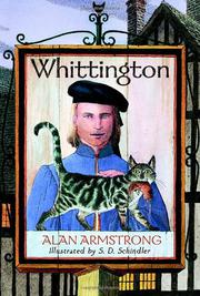 Book Cover for WHITTINGTON