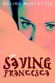 Book Cover for SAVING FRANCESCA