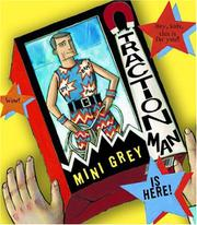 Book Cover for TRACTION MAN IS HERE!