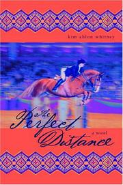 Cover art for THE PERFECT DISTANCE