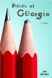 PIECES OF GEORGIA by Jen Bryant