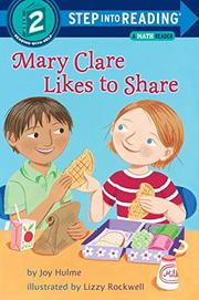 Cover art for MARY CLARE LIKES TO SHARE