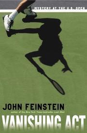 VANISHING ACT by John Feinstein
