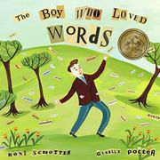 Cover art for THE BOY WHO LOVED WORDS