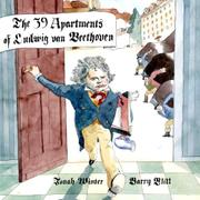 THE 39 APARTMENTS OF LUDWIG VAN BEETHOVEN by Jonah Winter