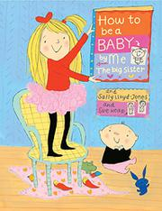 Cover art for HOW TO BE A BABY--BY ME, THE BIG SISTER