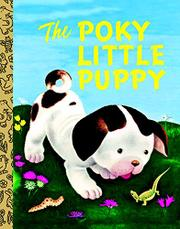 Cover art for THE POKY LITTLE PUPPY