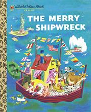 THE MERRY SHIPWRECK by George Duplaix