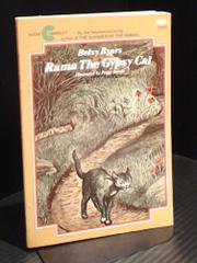 RAMA THE GYPSY CAT by Betsy Byars