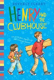 HENRY AND THE CLUBHOUSE by Louis Darling