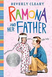 Book Cover for RAMONA AND HER FATHER
