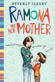 Cover art for RAMONA AND HER MOTHER