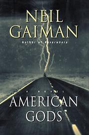 Book Cover for AMERICAN GODS