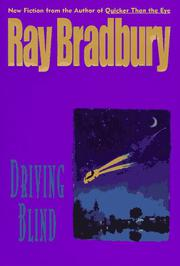 DRIVING BLIND by Ray Bradbury