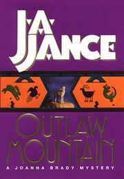 OUTLAW MOUNTAIN by J.A. Jance